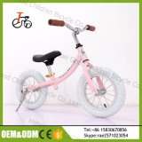 La qualité badine le vélo d'équilibre de bébé de bicyclette d'équilibre 12 pouces