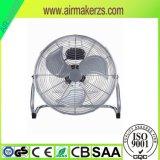 18 дюймов - вентилятор пола металла крома высокой скорости/промышленный вентилятор/электрический вентилятор