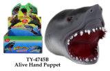 Juguete vivo divertido de la marioneta de mano
