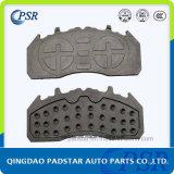 Les plaquettes de frein à disque29228 Allocations aux anciens combattants de la plaque arrière de l'acier 9 mm pour la Plaque de coulage Mercedes-Benz