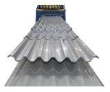 波のタイプTのタイプカラー上塗を施してあるGIの屋根ふきシート