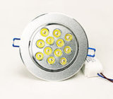 9/12/20/30/40/50 W rebajado de 110-240 V COB Downlight LED