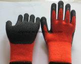 Рабочие перчатки из латекса с покрытием для садоводства