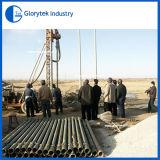 Perforatrice del pozzo d'acqua e piattaforma di produzione montate rimorchio del pozzo trivellato