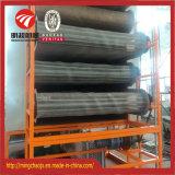 Túnel-Tipo industrial secador do equipamento de secagem da correia do ar quente
