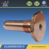熱い鍛造材による機械装置のための銅の部品