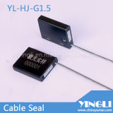 Logistic Box Sealing (YL-HJ-G1.5)를 위한 안전 Cable Seal