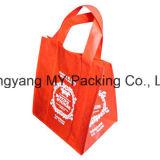 Réutiliser les sacs d'emballage de achat non tissés respectueux de l'environnement de supermarché