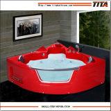 現代デザインコーナーのHydromassageの浴槽Tmb050