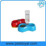 Фидер распределителя шара воды собаки любимчика двойного порта автоматический (HP-309)