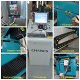 Máquina de trituração de madeira do CNC