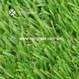per l'erba sintetica di alta qualità di vendita che modific il terrenoare la moquette artificiale del campo da giuoco del giardino