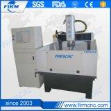 製粉するFM6060 CNCの金属彫版機械を切り分ける