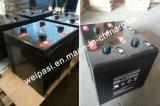2V50AH AGM, bateria recarregável em gel Ciclo profundo Bateria de energia solar Bateria de bateria recarregável Bateria de chumbo regulável Aicd para bateria de longa vida