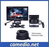 Truck/RV/Camper/Commercial veicolo recupero sistema di retrovisione del video del CCD Camera+7