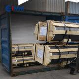 Elettrodi di grafite del carbonio del coke dell'ago dell'HP UHP del NP RP utilizzati per il forno ad arco elettrico per fabbricazione dell'acciaio