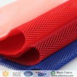 Poliéster impermeable Separador de tejido de malla 3D para el revestimiento de sombrero y prenda de vestir