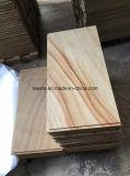 Строительный материал желтый пейзаж деревянные песчаника слоя керамической плитки на полу или на стене
