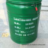 Ossido La2o3 del lantanio di elevata purezza 99.999% per i condensatori di ceramica elettronici
