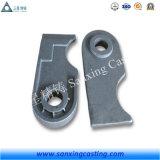 Горячая продажа серого чугуна Precision литой детали клапана
