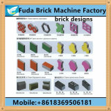 Sale quente Hydraulic Color Paver Brick Machine em China