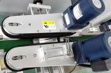 La dépendance Numéro de lot en bas de l'étiquetage, de petits flacons machine vers le bas Labeler