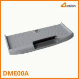 Plastiktastatur-Tellersegment mit Feder-Kasten ausziehen
