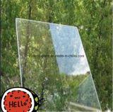 vidro antiofuscante de 5mm para o vidro da galeria de arte/AG