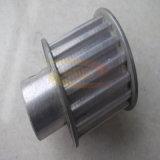Hohe Leistungsfähigkeits-Aluminiumzahnriemen-Seilrolle