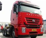 아프리카에서 최신 Saic Iveco Hongyan 6X4 트랙터