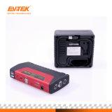 На заводе Evitek стартера от внешнего источника резервного питания инструменты Booster Portable Car Авто аккумулятор для 12V 2500cc бензин автомобильный