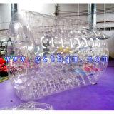 Boule de commande gonflable transparente de l'eau de double couche