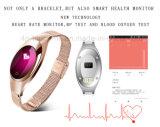 Braccialetto astuto recentemente elegante di Bluetooth con il video Z18 di frequenza cardiaca