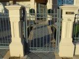 최신 직류 전기를 통한 순수한 Hand-Made 철 문