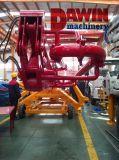 Hgyシリーズトレーラーの13m 15m 17mの23m置く半径が付いている移動式具体的なディストリビューターアーム