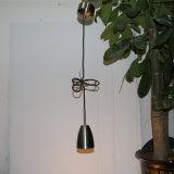 Het eenvoudige Decoratieve Matte Chroom van het Hotel om de Lamp van de Tegenhanger