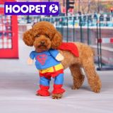 Small Dog를 위한 수퍼맨 Small Dog Costume Clothes