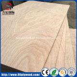 Pirce más barata de alta calidad antideslizante WBP madera contrachapado comercial