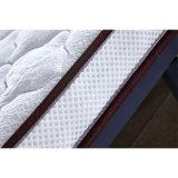 Colchón comprimido de la espuma del látex del resorte Pocket con muebles del dormitorio