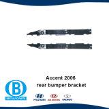 Fabriek 86613-1e000 86614-1e000 van de Steun van de Bumper van het Accent 2006 van Hyundai de Achter