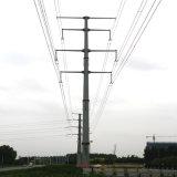 De concessionaire Tarief Gegalvaniseerde Transmissie van de Macht van de Mast van Hight van de Buis van het Staal Pool