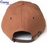 Горячий продавая поставщик шлема бейсбольных кепок холстины