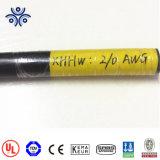 Isolação de cobre 600V Rhh/Rhw/Rhw-2 do PVC do condutor