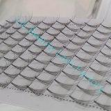 """Лили"""" Салон 5D ударам плетью Premade вентиляторы отдельные ложные Eyelash продление толстых фальшивые Ресницы корейского шелка ресниц Volume."""