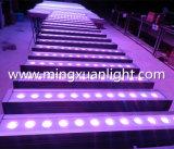 Van de LEIDENE van het stadium 12PCS Licht van de Wasmachine Muur van de Staaf het Lichte 3in1 Waterdichte