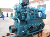 CCS를 가진 450HP 배 디젤 엔진 Weichai 본래 공장 바다 엔진