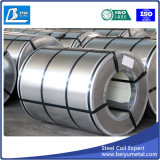 Tôle d'acier galvanisée dans la bobine