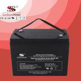 Batería profunda de plomo del ciclo del Mlg 6V180ah de la batería
