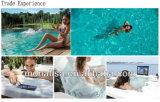 Hot Selling Swim Whirlpool Massagem Jacuzzi Pool com aquecedor (M-3325)