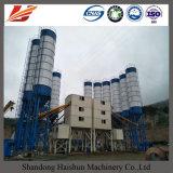 Centrale de malaxage de traitement en lots de béton mélangé automatique de la Chine 180m3/H